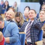 """Конференция """"Бумага – новая роскошь"""" 2021. Организоры «Балтийская пресса», «Типографский комплекс «Девиз» и корпорация Komori 2021"""
