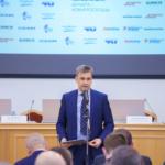 Владимир Рябовол поздравил «Девиз» с юбилеем