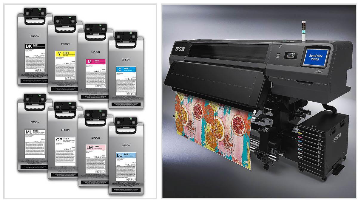 Принтер Epson SC-R5000