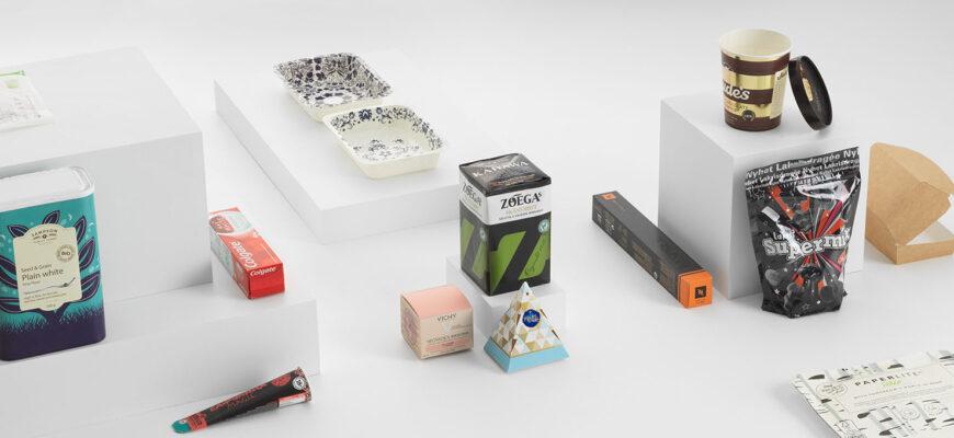 AR Packaging - одна из ведущих европейских компаний в секторе упаковки