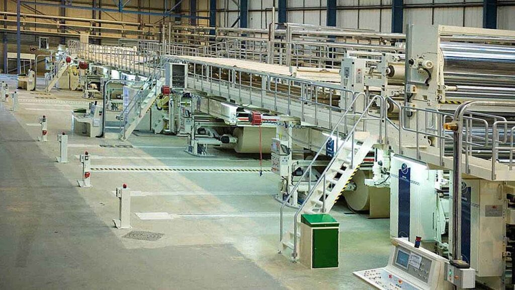 Новая производственная линия от BHS Corrugated Maschinen- und Anlagenbau GmbH