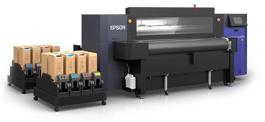 Текстильный принтер Epson Monna Lisa
