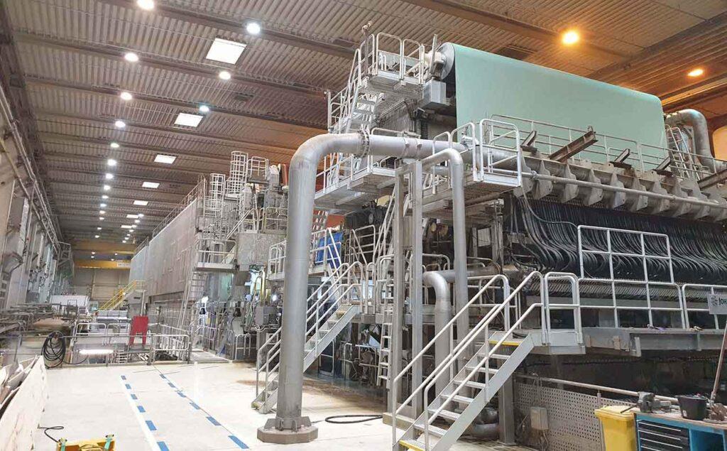 Фабрика Smurfit Kappa в Нижней Саксонии