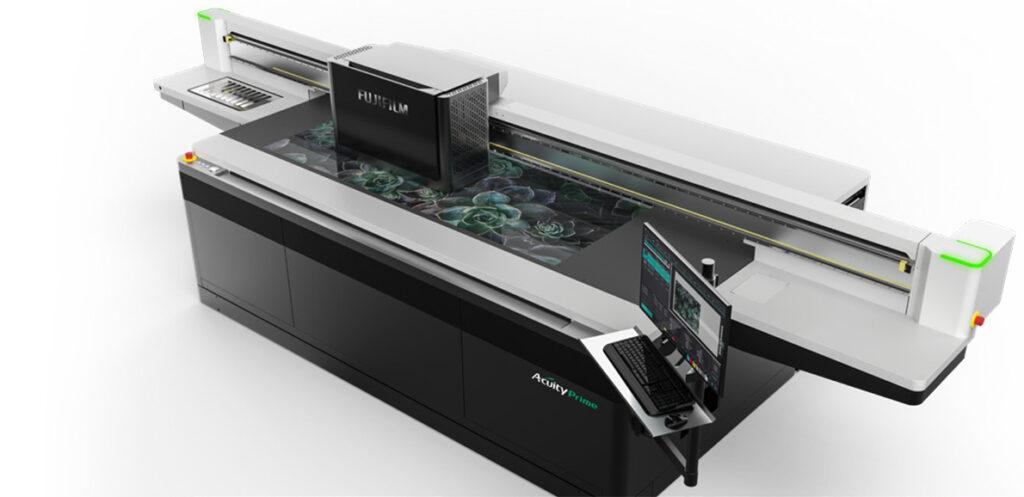 УФ-принтер среднего класса Acuity Prime 2021 года выпуска