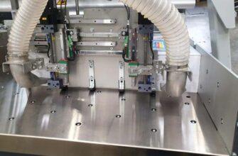 AirGo Jog автоматизирует процесс загрузки и резки