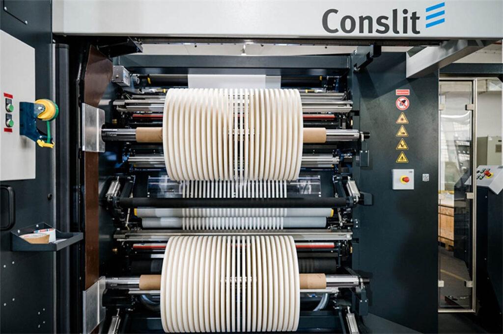 Машина для изготовления соломинок Conslit III