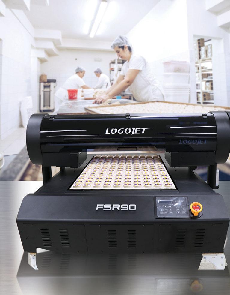Принтер LogoJET для печати на продуктах