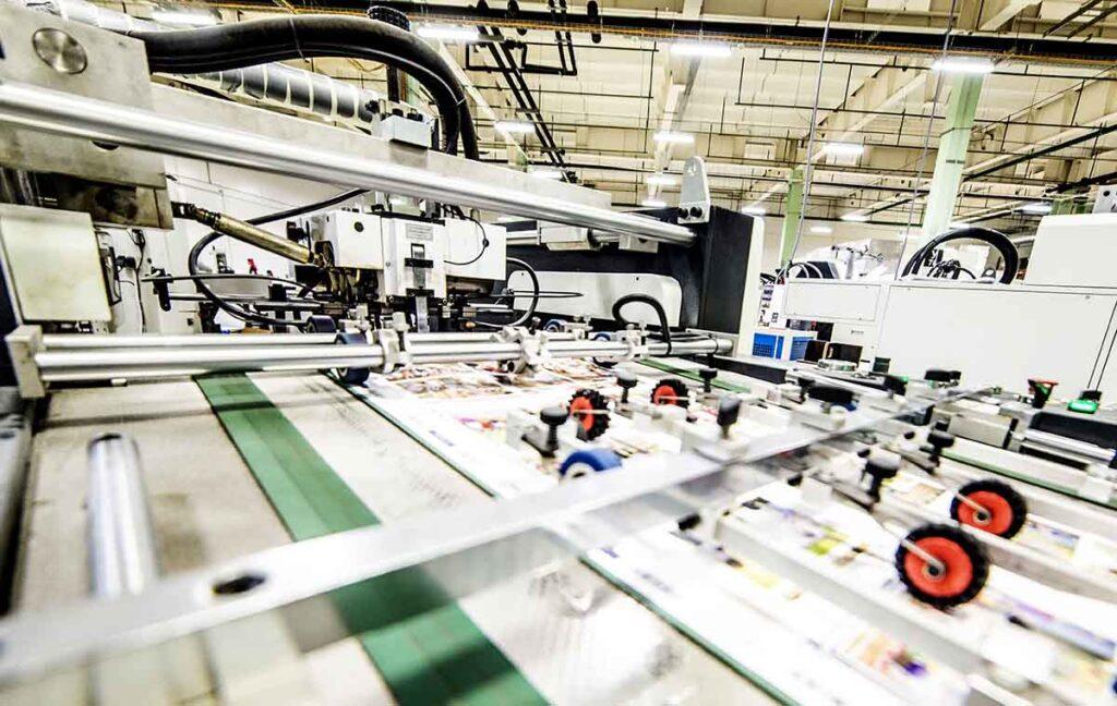 Автоматизация процессов на производстве NetPrint
