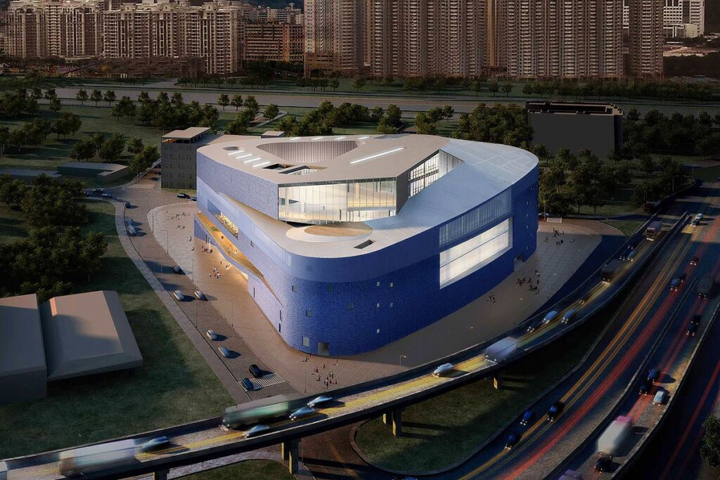 Artron art center has more than 100 000 books