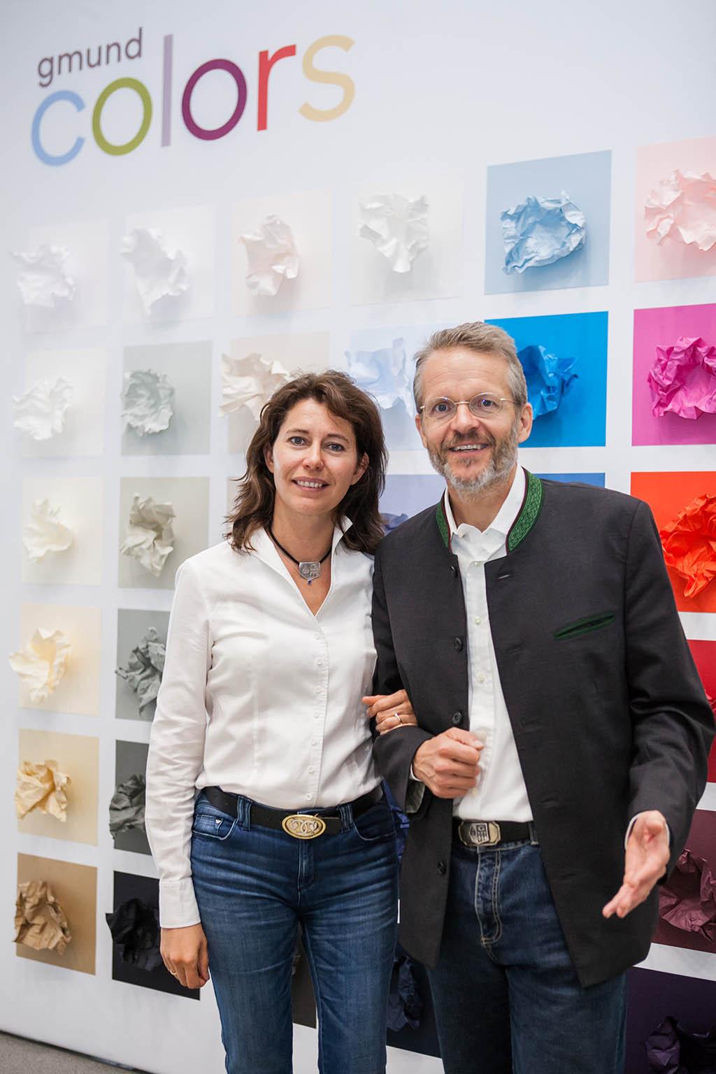 Florian Kohler und Irina Kohler