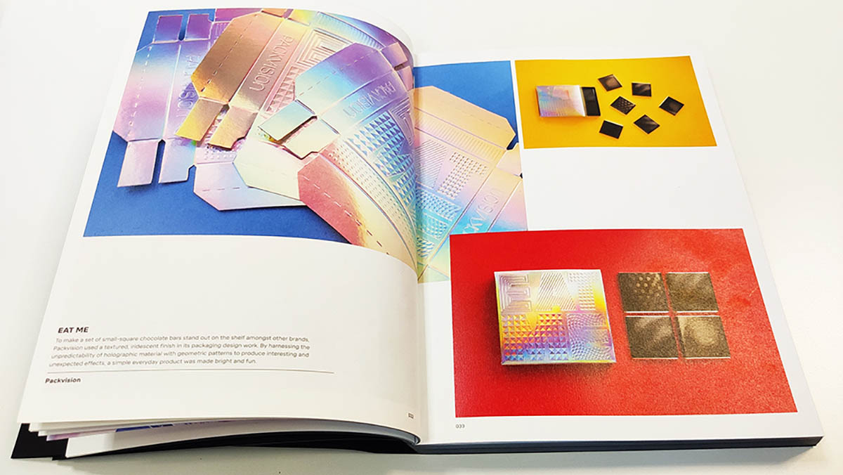 Holographics in design