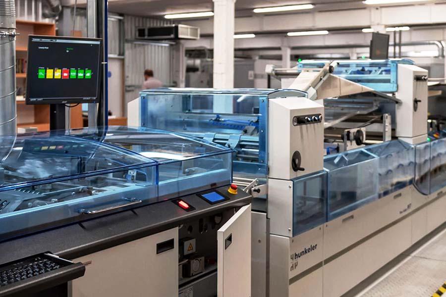 Livonia digital production hunkeler knut