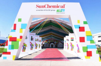Sun chemical factory opening