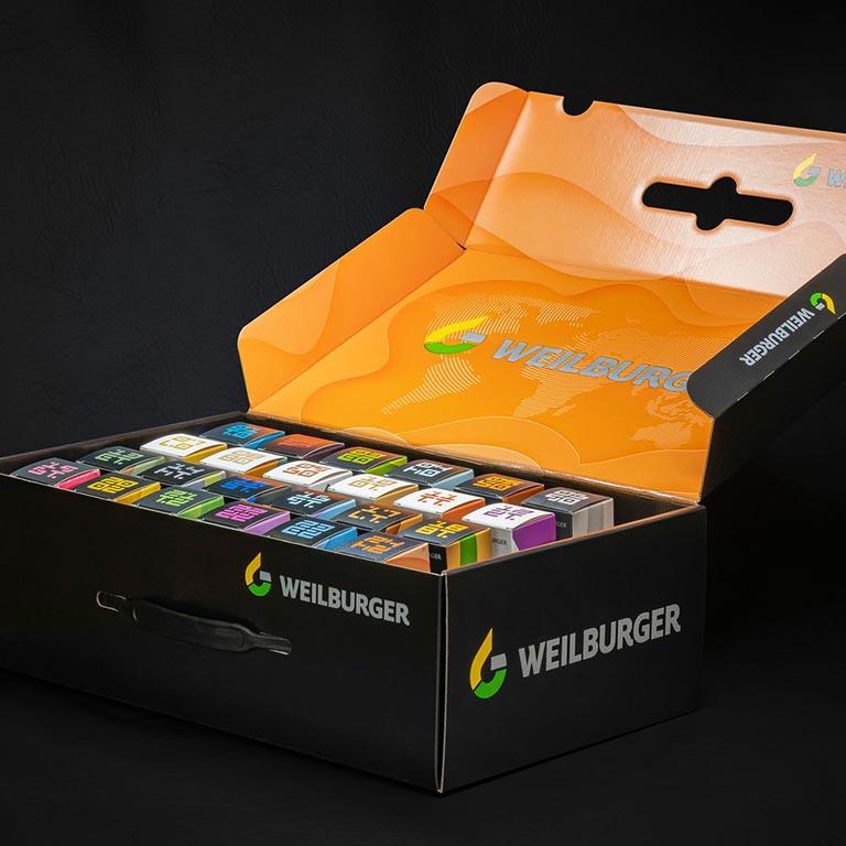 Weilburger graphics 20210508 box open