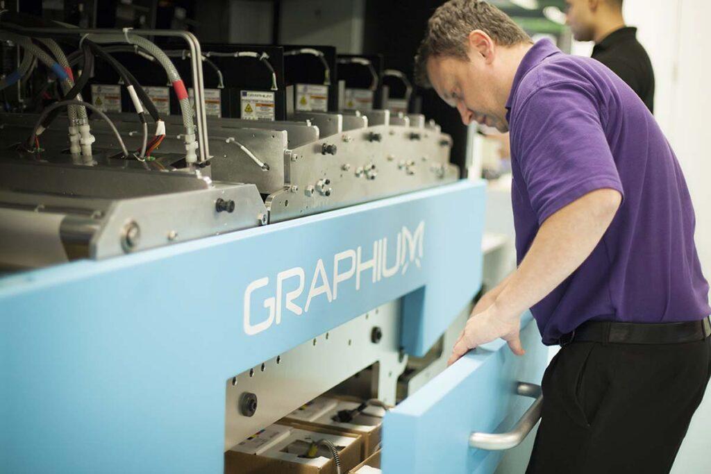 Graphium digital press