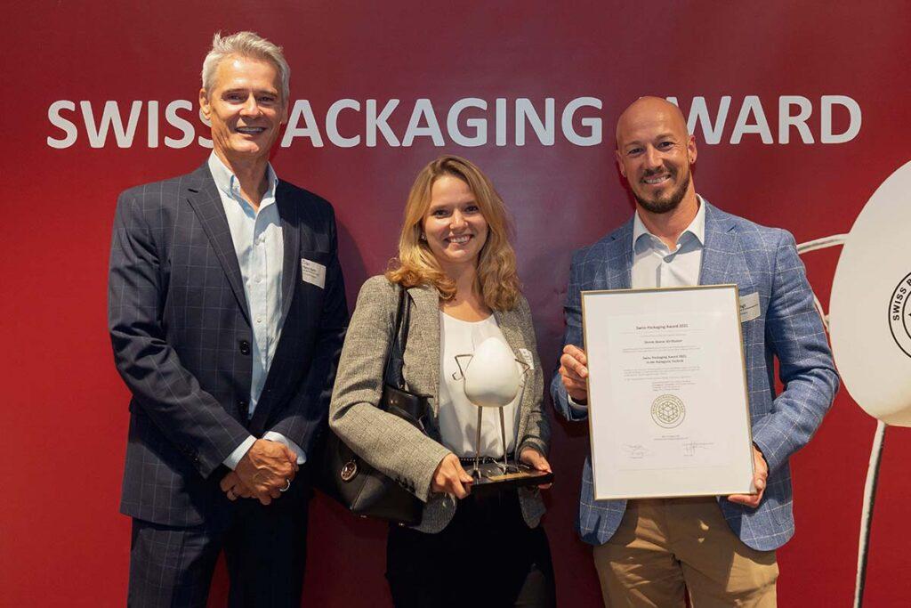 Swiss packaging award 2021
