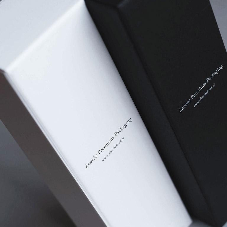 Lessebo paper premium pack header