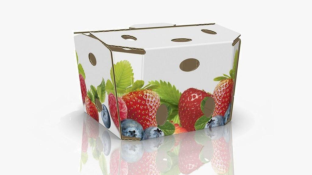 Scanstar strawberry