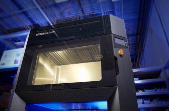 Stratasys f770 subzero printer