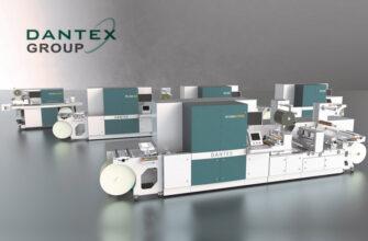 Dantex five digital press