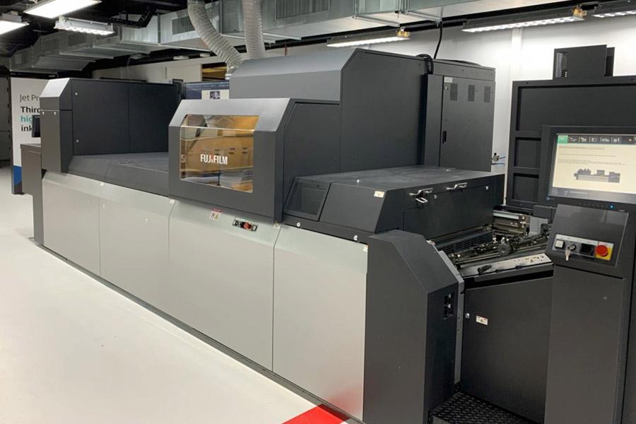 Fujifilm jet press 750 hs